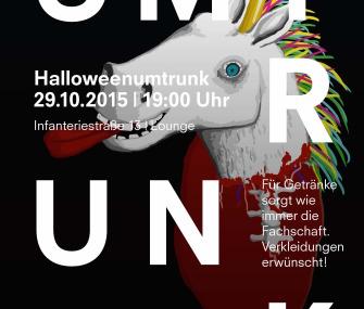 Halloween Umtrunk