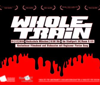 Wholetrain (2006) – Sprayen aus Leidenschaft