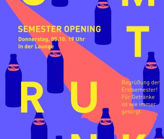 Semester Opening Umtrunk